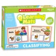Scholastic Classifying Learning Mats