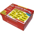 Scholastic Little Red Tool Box: High-Frequency Word Tiles: Sight-Word Super Set