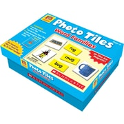 Scholastic Little Red Tool Box: Photo Tiles: Short & Long Vowels