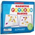 Scholastic Alphabet Magnetic Pattern Blocks