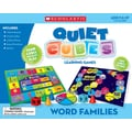 Scholastic Word Families Quiet Cubes Learning Games