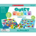 Scholastic Alphabet Quiet Cubes Learning Games