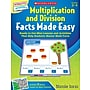 Scholastic Multiplication and Division Facts Made Easy