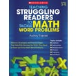 Scholastic Teaching Struggling Readers to Tackle Math Word Problems