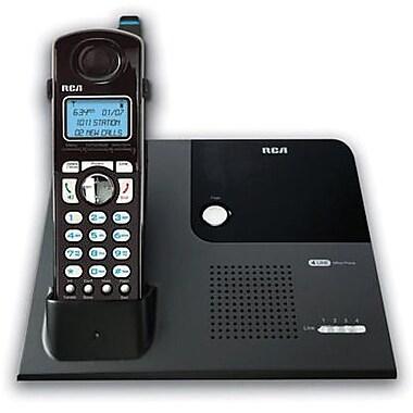 RCA 1-Handset 4-Line Cordless Telephone