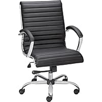 Staples Bresser Luxura Managers Chair (Black)