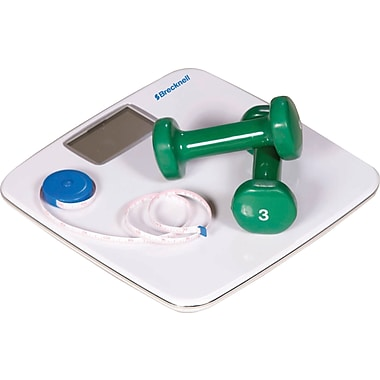Brecknell BS-180 Home Health Bathroom Scale