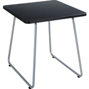 SAFCO Anywhere Metal End Table, Black, Each (5090SL)