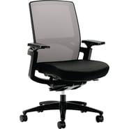 HON ® F3 Ergonomic Seating ilira ® Stretch Back 100% Polyester Work Chair, Fog