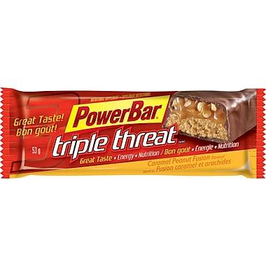 PowerBar Nutritional Supplement Bar, Triple Threat