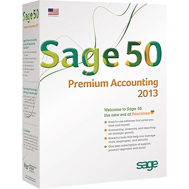 Sage 50 Premium Accounting 2013 for Windows