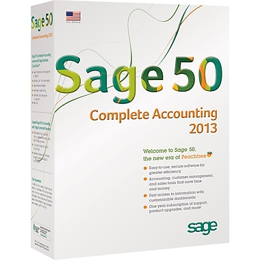Sage 50 Complete Accounting 2013 for Windows