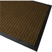 "Guardian WaterGuard Polypropylene Indoor/Outdoor Scraper Mat, 60""L x 36""W, Brown"