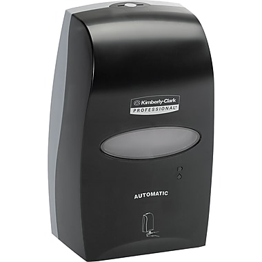 Kimberly Clark Professional Electronic Cassette Skin Care Dispenser, Black
