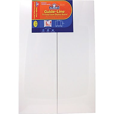 Display Board with Guide-Line  3/16in. - 36X48 6CT