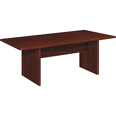 basyx® by Hon BL Laminate 29 1/2in.H x 72in.W x 36in.D Rectangular Conference Table, Mahogany