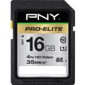 PNY Pro-Elite SD (SDHC) Class 10 Flash Memory Card
