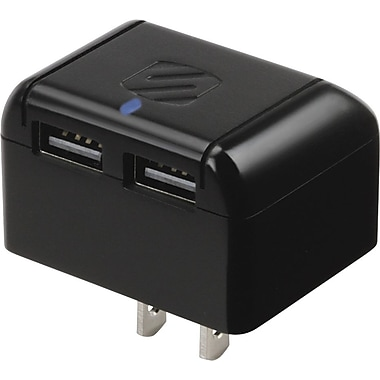 Scosche  USBH102 Dual USB Home Charger
