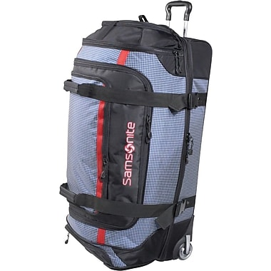 Samsonite Ripstop 35in. Rolling Duffel Luggage, Blue