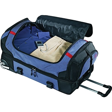 Samsonite Ripstop 30in. Rolling Duffel Luggage, Blue