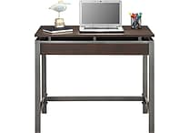 Whalen® Sturges Writing Desk, Brown Cherry