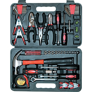 Great Neck 72-Piece Tool Set, 3 1/2