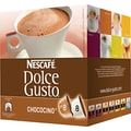 Nescafe Dolce Gusto Hot Cocoa Capsules, Chococino, 2.67 oz., 16/Box