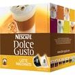 Nescafe Dolce Gusto Coffee Capsules, Latte Macchiato, 2.01 oz., 16/Box