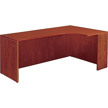 Credenza With Right Corner Extension, 29 1/2in.H x 71in.W