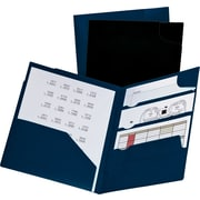 Oxford® Divide-It-Up® Poly 4-Pocket Folder