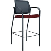 HON Ignition Bar Height Cafe Stool, Arms