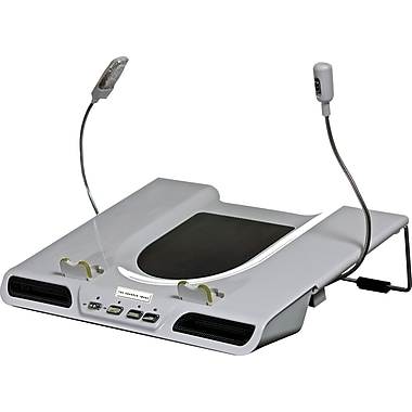 The Sharper Image Multimedia Cooling Laptop Stand