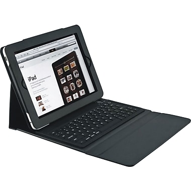 2COOL Portfolio with Bluetooth Keyboard, Black
