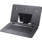 2COOL Sleek Chill Stand with Keyboard for Laptops