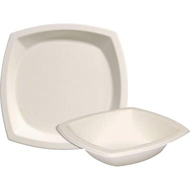 SOLO® Bare™ Sugarcane Plates and Bowls