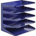 Soho Collection 5-Tier Organizer, Blue