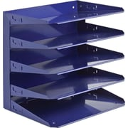 Soho Collection™ 5-Tier Organizer, Blue