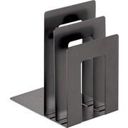 SteelMaster® SOHO Collection Deluxe Bookend Sorter, Black