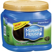 Maxwell House® Original Roast Ground Coffee, Decaffeinated, 29.3 oz. Can