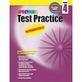 Spectrum Test Practice Workbook, Grade 4