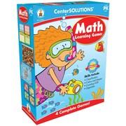 Carson-Dellosa Math Learning Learning Games, Grade PK