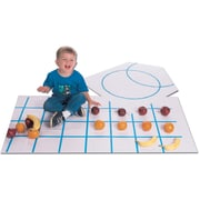 Ideal School Supply Graphing Mat Manipulative