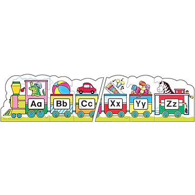 Frank Schaffer Alphabet Train Floor Puzzle