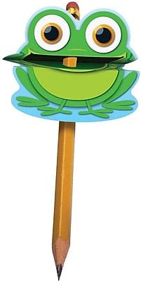Carson Dellosa Frog Pencil Toppers