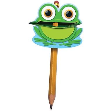 Carson-Dellosa Frog Pencil Toppers
