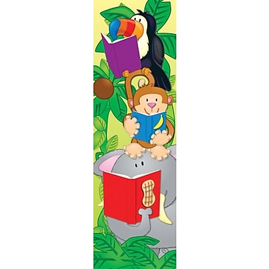 Carson-Dellosa Jungle Bookmarks