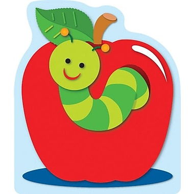 Carson-Dellosa Apple Bookmarks