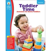 Carson-Dellosa Toddler Time Resource Book