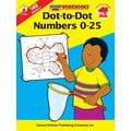 Carson-Dellosa Dot-To-Dot Numbers 0-25 Workbook