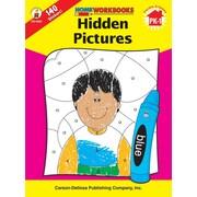 Carson-Dellosa Hidden Pictures Workbook